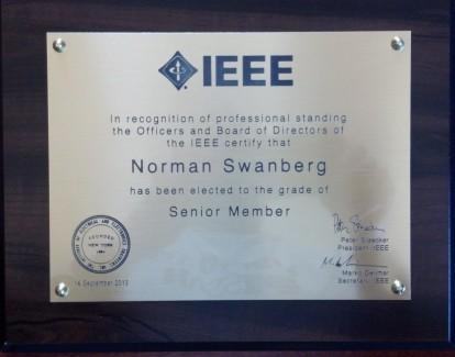 IEEE_SeniorMember_NSwanberg